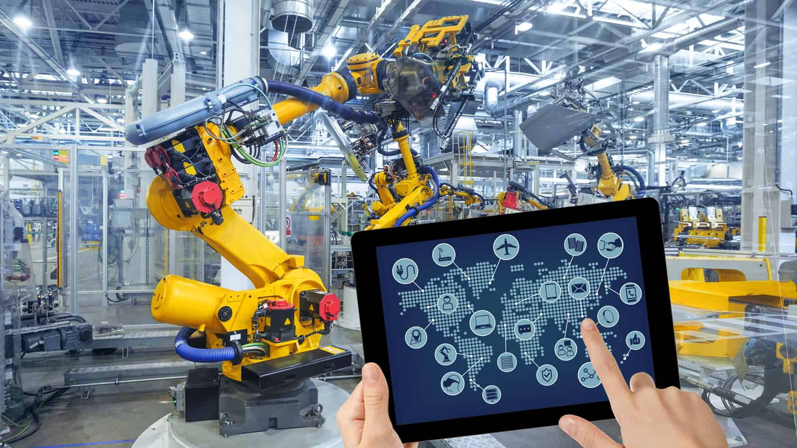 IoT in Manufacturing Industries