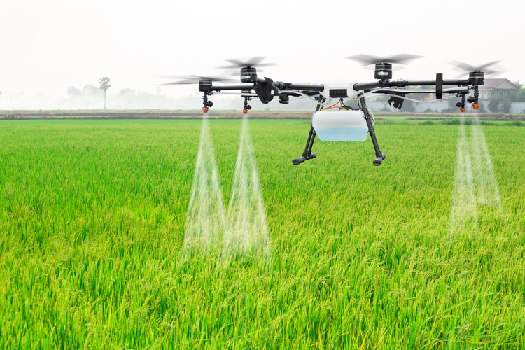 Agriculture Drones Market Outlook