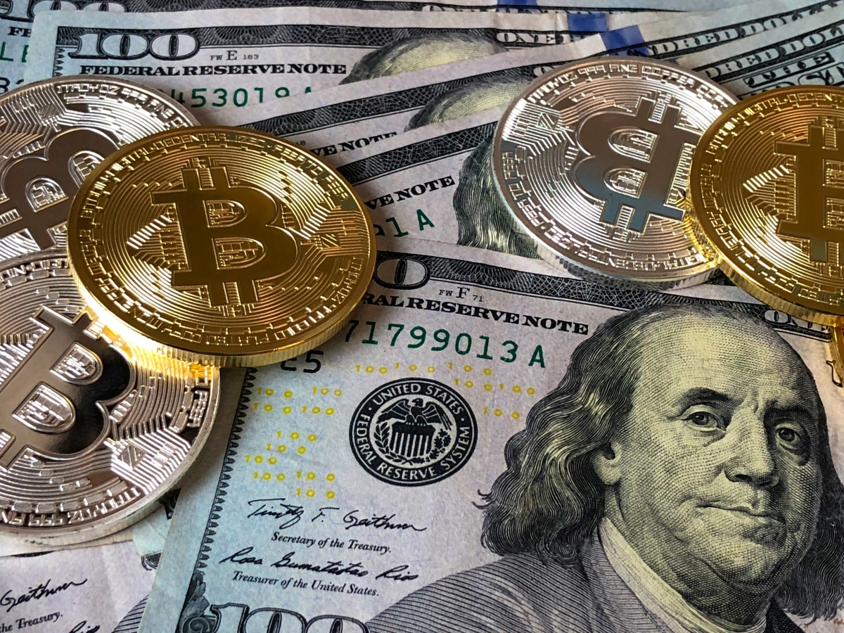 Cryptocurrency market - United states & United kingdom bitcoins